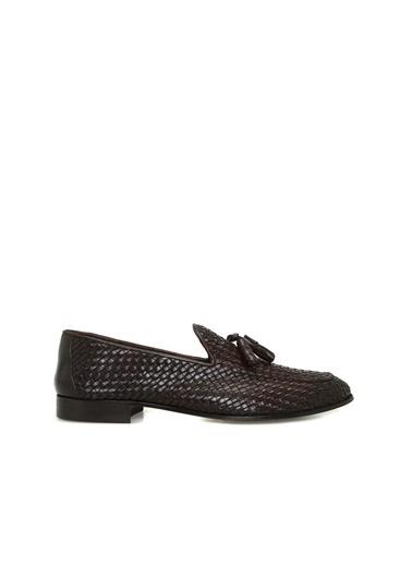 George Hogg Erkek Loafer Ayakkabı 7004757 Kahve